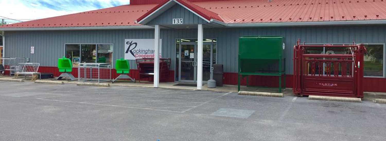 The Elkton Store store.