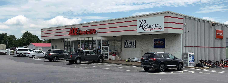 The Stuarts Draft Ace store.