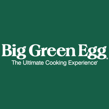 The Big Green Egg logo.