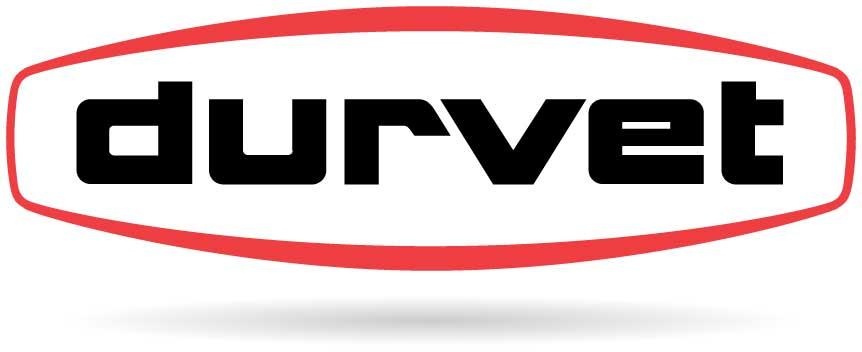 The Durvet logo.