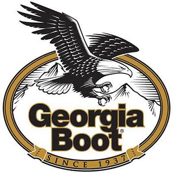 The Georgia Boot logo.