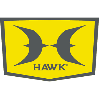 The Hawk logo.