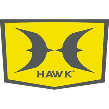 The Hawk logo.