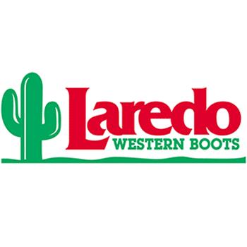 The Laredo logo.