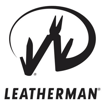 The Leatherman logo.