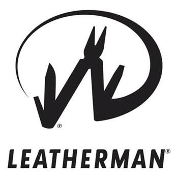 The Leatherman logo.