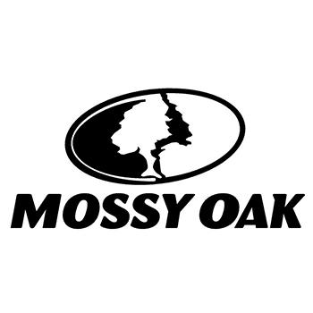 The Mossy Oak logo.