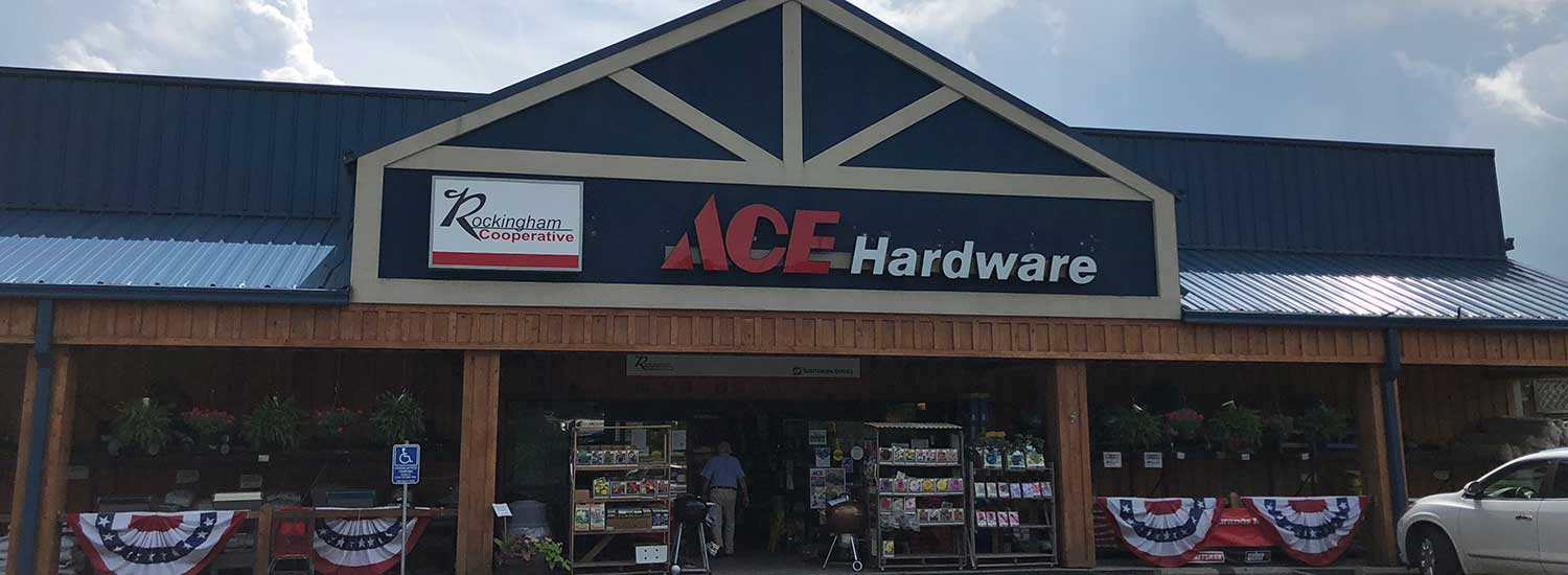The Troutville AG & Ace Hardware Store store.