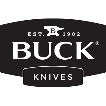 The Buck Knives logo.