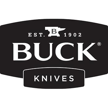 The Buck Knives logo.