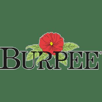 The Burpee logo.