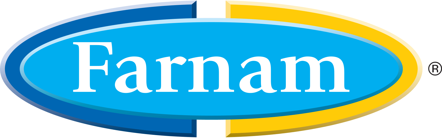 The Farnam logo.