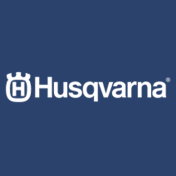The Husqvarna logo.
