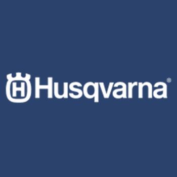 The Husqvarna logo.