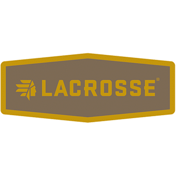 The Lacrosse logo.