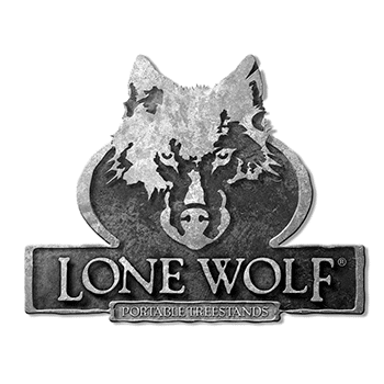 The Lone Wolf logo.