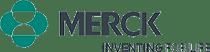 The Merck logo.
