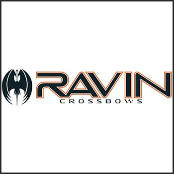The Ravin logo.