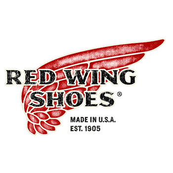 The Red Wing Shoes logo.