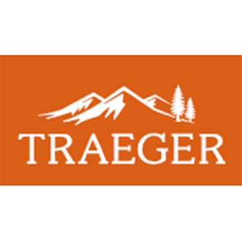 The Traeger logo.