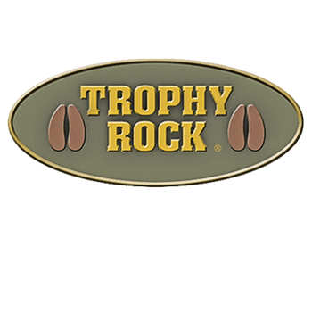 The Trophy Rock logo.