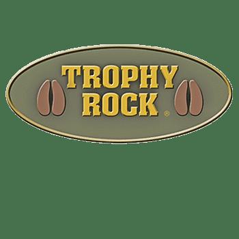 The Trophy Rock logo.