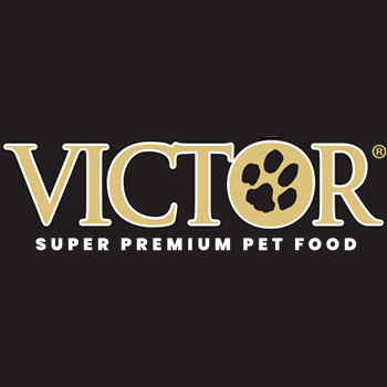The Victor logo.