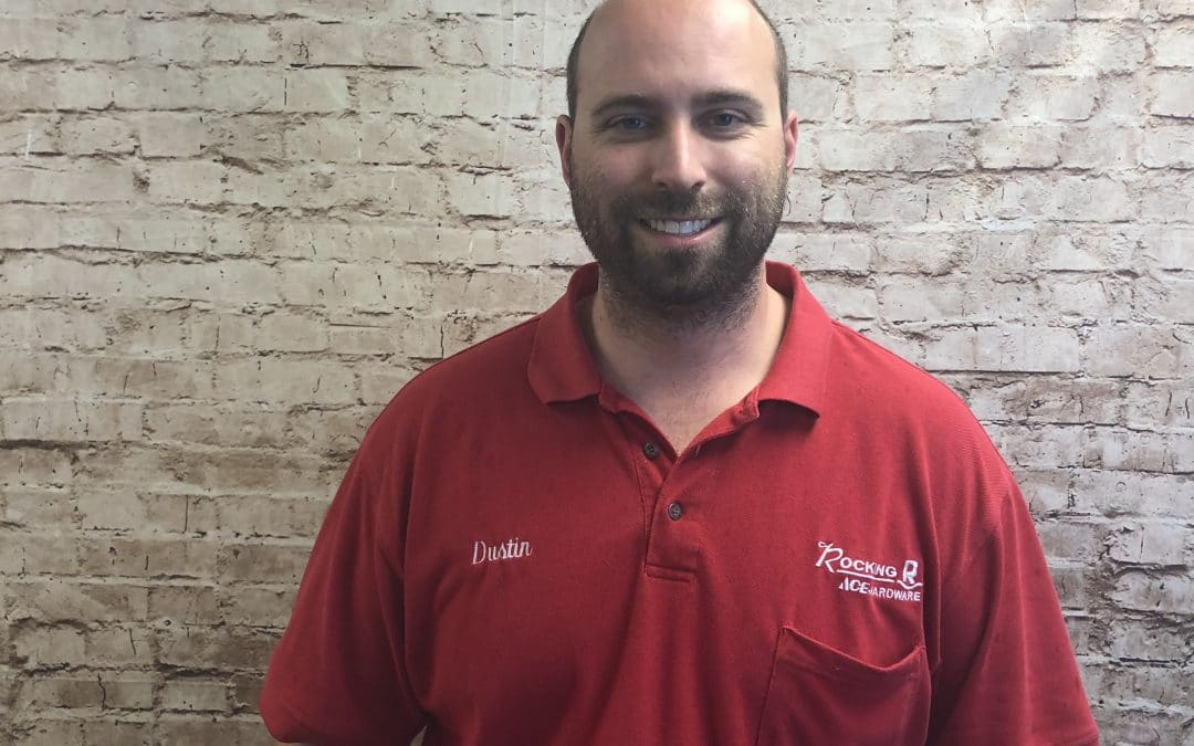Announcing Dustin Wilkins as Store Manager of Rocking R Ace Hardware