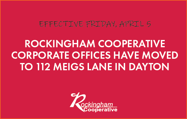 Rockingham Cooperative Corporate Offices Move to Dayton