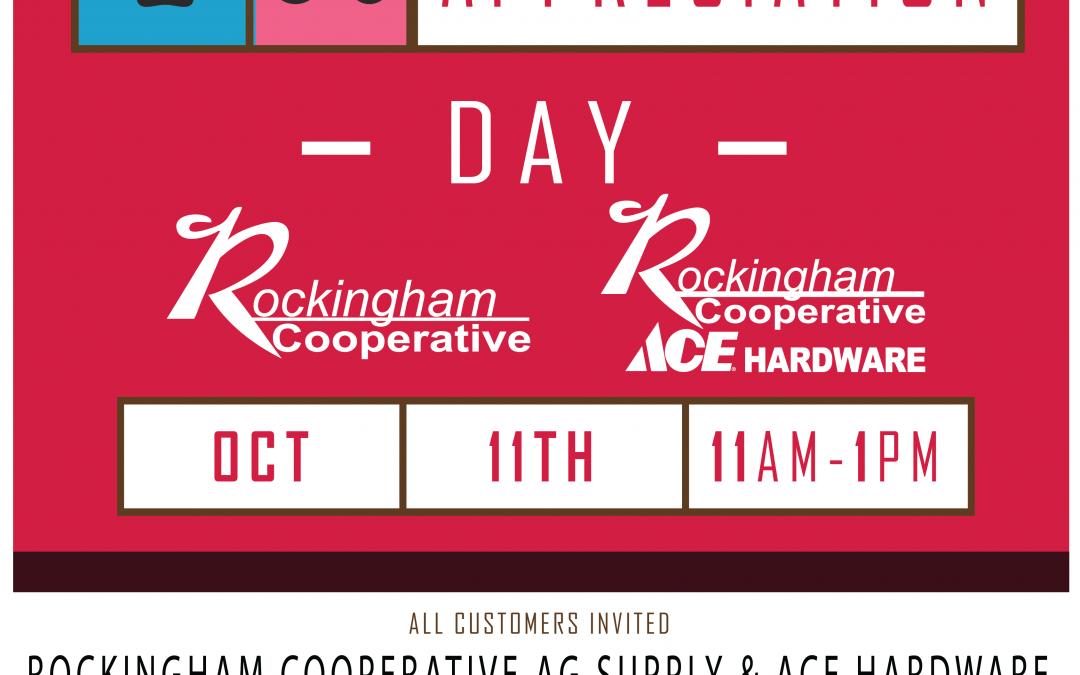 Customer Appreciation Day – Bridgewater