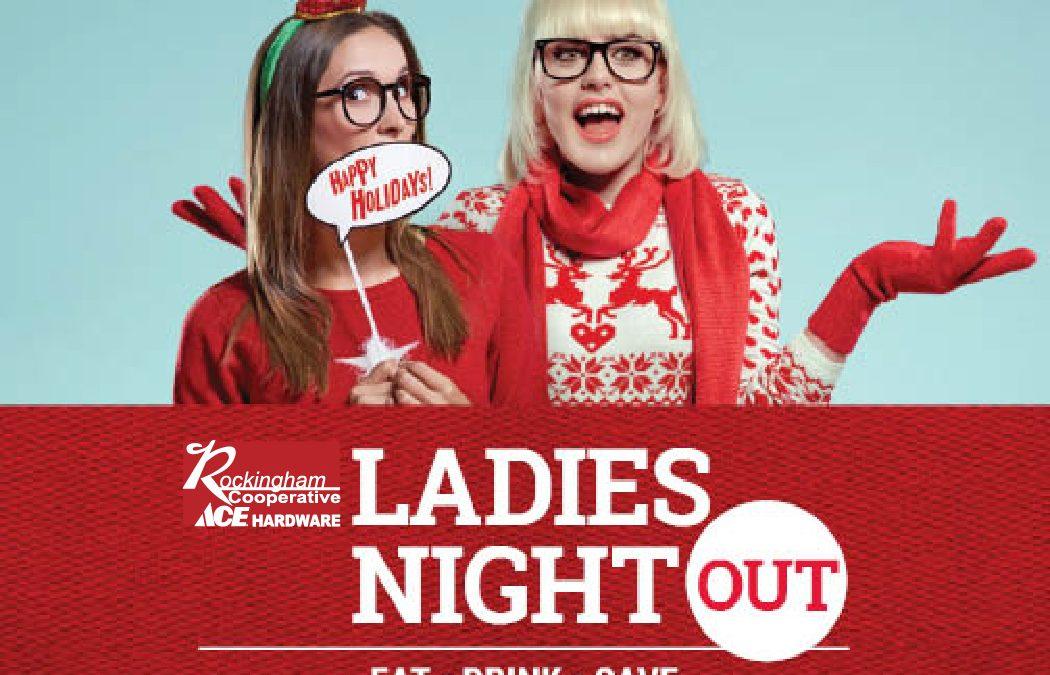 Ladies Night Out in Strasburg!