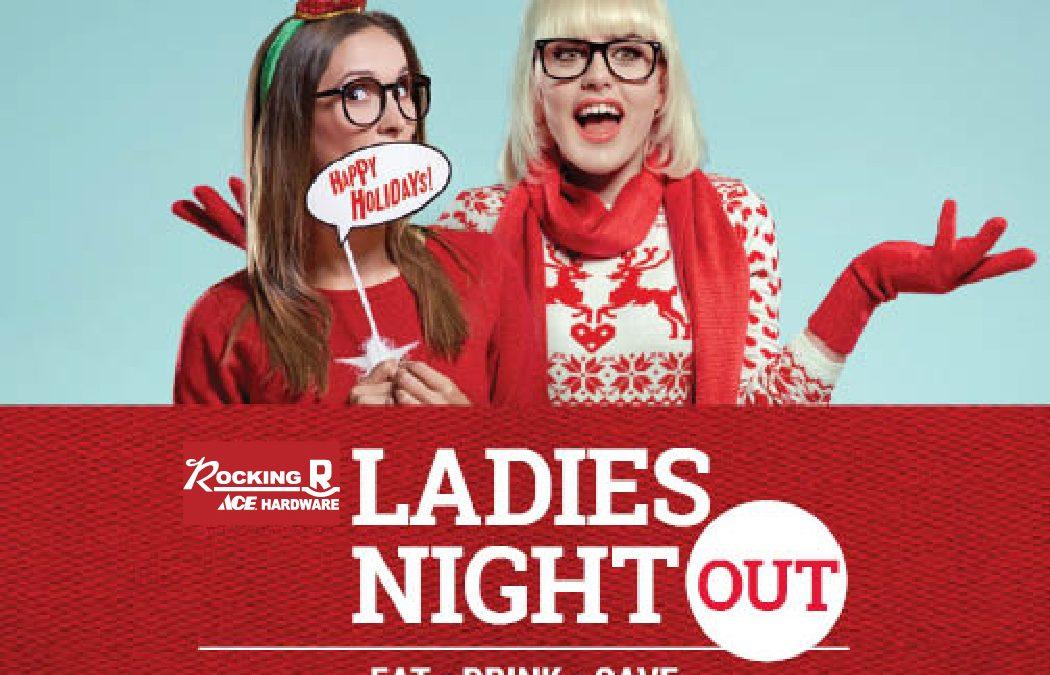 Ladies Night Out at Rocking R!