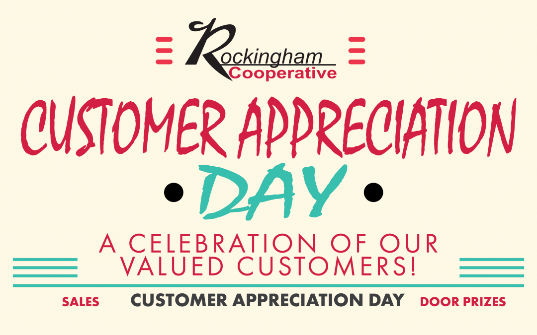 Customer Appreciation Day – Troutville Agronomy
