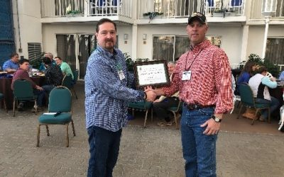 Catron Awarded Excellence in Crop Advising Award from MACCA
