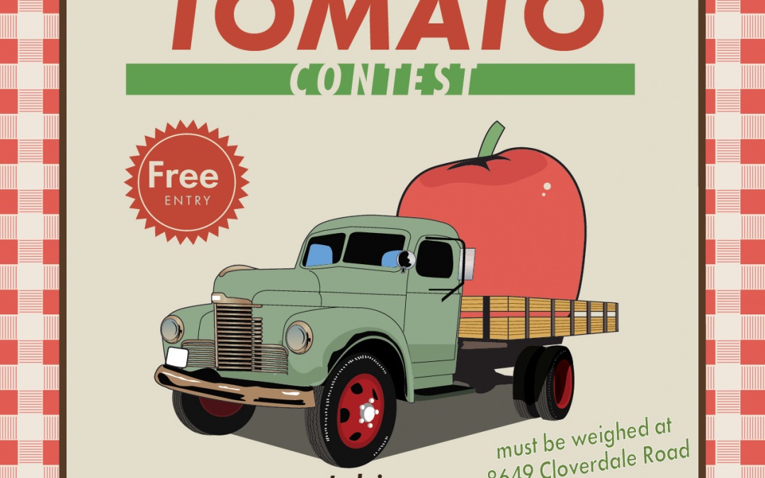 Biggest Tomato Contest!