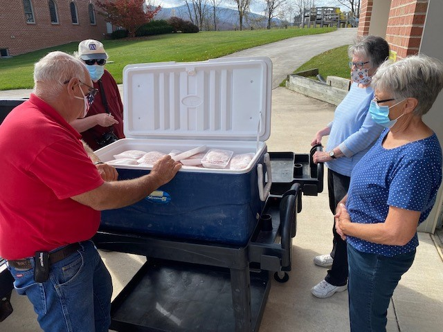 Pork For The Pantry Program Continues to Grow in Highland County